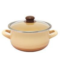 Pot.En. INFINITY TWO LINE /Кастрюля/cт.кр/18 см / 2.4 л /Cream (6435420)