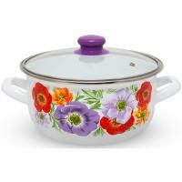 Pot.En. INFINITY w71071 /Кастрюля/cт.кр/18 см/2.3 л/Flowers промо (6373826)