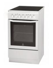 Электрическая плита Indesit I 5 V 62 A(W) EU (50 см,электрическая духовка,белый)