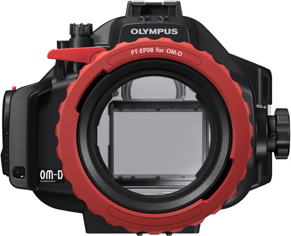 Аксессуар к циф. кам. OLYMPUS PT-EP08 Underwater Case подводный бокс