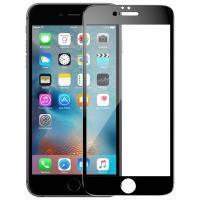 Аксессуары к мобильным телефонам T-PHOX Glass Screen (5D FG) for iPhone 6/6s (Black)