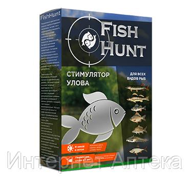 Активатор клева Fish Hunt - Фиш Хант