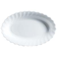Блюдо LUMINARC TRIANON овал./22 см (66516)