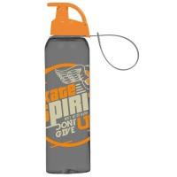 Бутылка д/воды пл. HEREVIN Don't give up 0.75 л д/спорта (161405-110)