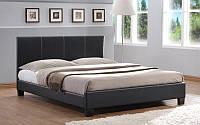 Кровать двухспальная Джаспер черная