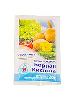 """Борная кислота """"Провентус"""" 20 г"""