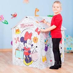 Оригинал. Палатка Раскраска Minnie Mouse John 86251