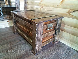 Скриня деревяний