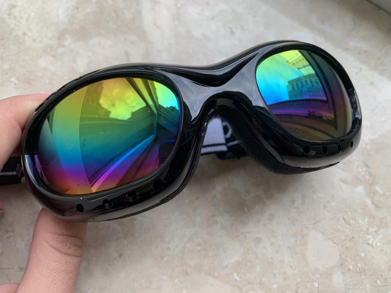 Мото очки для Каски под мото скутер мопед