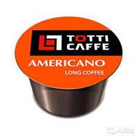 Кофе в капсулах Totti Americano упаковка-100 шт.)