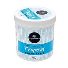 Сахарная паста (шугаринг) средняя Tropical 900гр