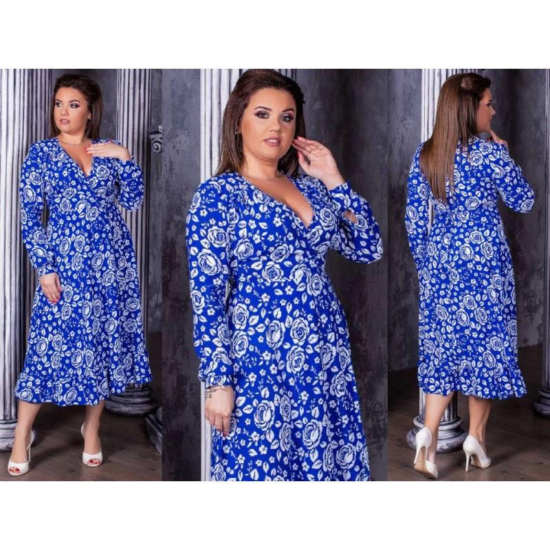 Платье  мод.04003 ХЛ+