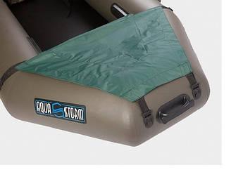 Носовая сумка рундук STORM для моделей длиной от 3 м до 3,30 м  комл: крепление, клей (3017)