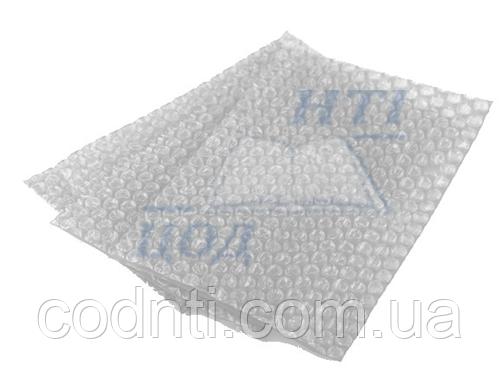 Плёнка воздушно-пузырчатая  60 х 60см (компакт)