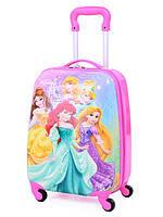 Детский чемодан  Принцессы Диснея