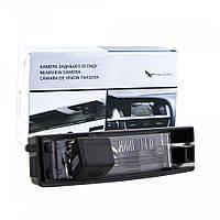Штатная камера заднего вида Falcon SC02-SCCD. Toyota RAV4 III 2010-2012/Tiggo 2005+/Auris II 2013+, фото 1