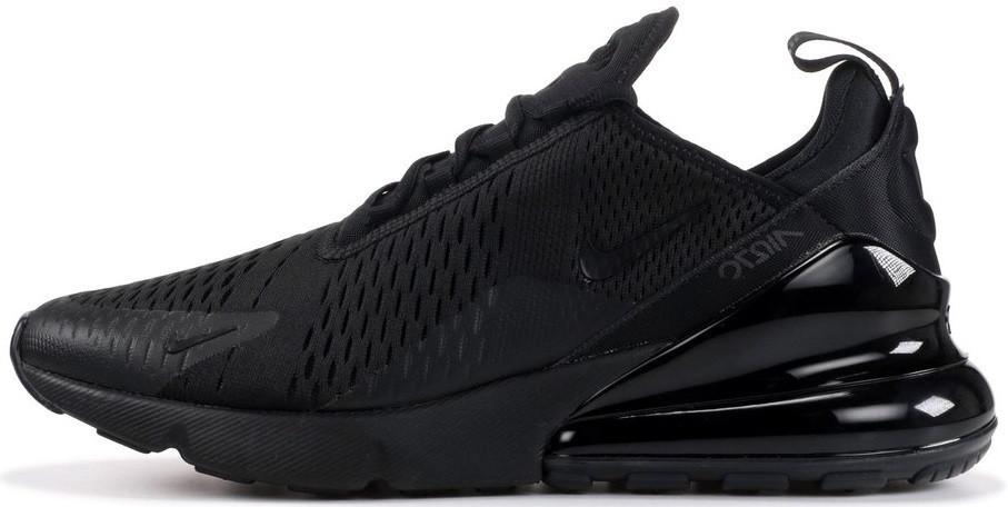 Womens Nike Air Max 270 Black Mint Green Casual Shoes NIKE CIU013121