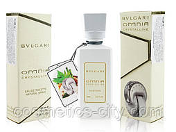 Мини-парфюм женский60 мл. Bvlgari Omnia Crystalline
