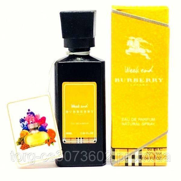 Мини-парфюм женский 60 мл. Burberry Weekend
