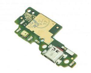 Плата зарядки Huawei Honor 5C (NEM-L51), Honor 7 Lite (NEM-L21) с разъемом зарядки с микрофоном