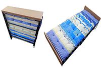 Раскладная кровать-тумба 140