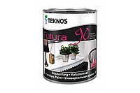 Фарба для дерева та металу Teknos Futura 90, 0.9л