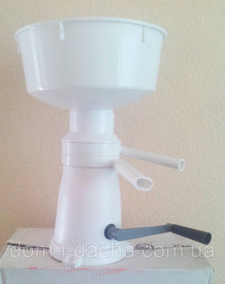 Сепаратор-маслобойка  РЗ-ОПС  с ручным приводом
