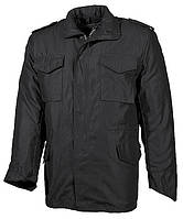 Куртка USA крой М65 черная