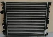 Радиатор Dacia Logan, Solenza / Renault Clio2, Kangoo, Megane 1,2- 1.9 430*349