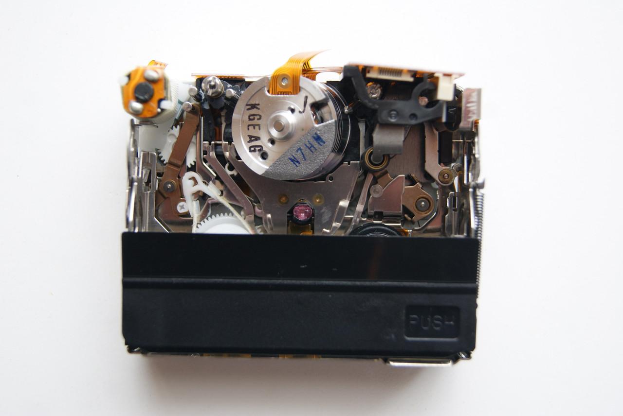 Стрічкопротяжний механізм відеокамери Samsung AD97-07910A Оригінал нова
