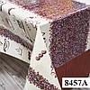 Клеенка (8457A) силиконовая, без основы, рулон. Китай. 1,37м/30м