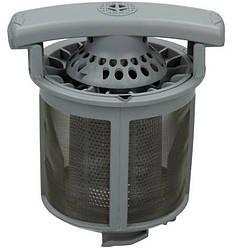 Фильтр тонкой очистки + микрофильтр для посудомоечной машины AEG, Electrolux, Zanussi 1119161105