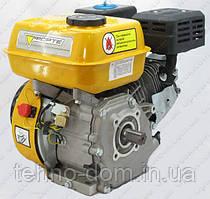 Бензиновый двигатель Forte F210GT-25 (шлиц, 25 мм)