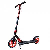 Самокат eXplore™ TREMER PRO с большими колесами красный