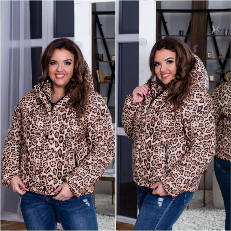 Куртка женская мод.5172 ХЛ+