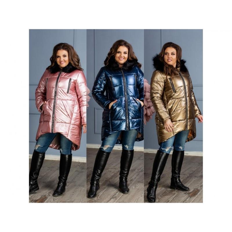 Зимнее женское пальто 5147 ХЛ+