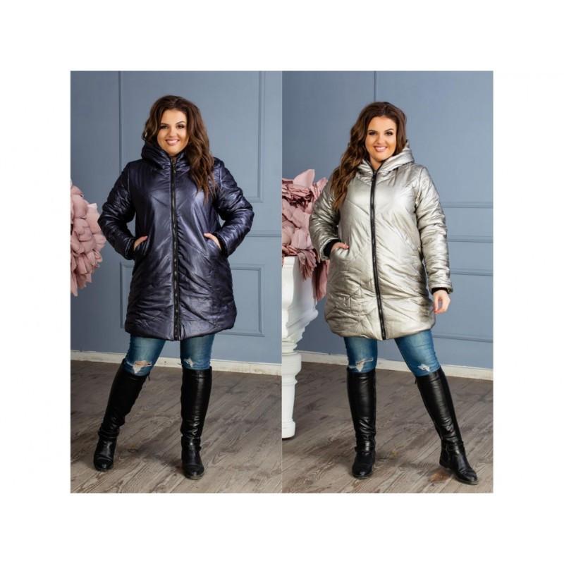 Зимнее женское пальто  мод. 5145 ХЛ+