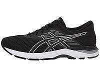 Черные мужские кроссовки для бега ASICS GEL-FLUX 5 ( ОРИГИНАЛ )  T811N-9093, фото 1