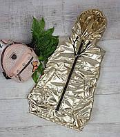 Стильная жилетка для девочки ( код 699) , размеры 128 -146, фото 1