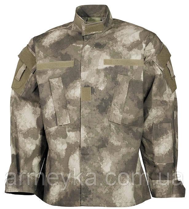 Рубашка (китель) ACU USA rip-stop, HDT-camo