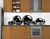 Стеновая панель кухонная ПЭТ 62х205 см (под заказ любой размер)
