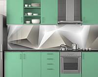 Рабочая поверхность на кухонный фартук ПВХ 62х205 см (под заказ любой размер)