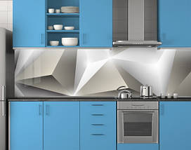 Рабочая поверхность на кухонный фартук 62х205 см (под заказ любой размер), фото 3