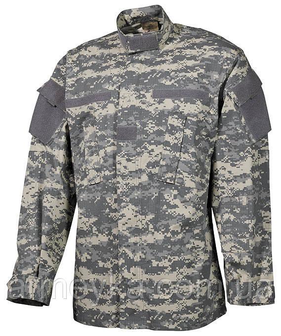 Рубашка (китель)ACU USA rip-stop, AT digital