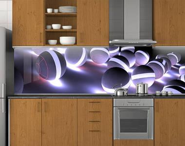 Рабочая поверхность на кухонный фартук 62х205 см (под заказ любой размер)