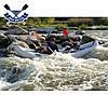 Байдарка надувний Човен ЛБ-530-3 тримісна Базова Чайка для рафтингу, фото 2