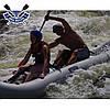 Байдарка надувний Човен ЛБ-530-3 тримісна Базова Чайка для рафтингу, фото 3