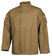 Рубашка (китель)ACU USA rip-stop, coyote tan