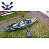 Корпусный каяк Kolibri OnWave-300 Камуфляж одноместный, из HDPE-RM,, фото 2