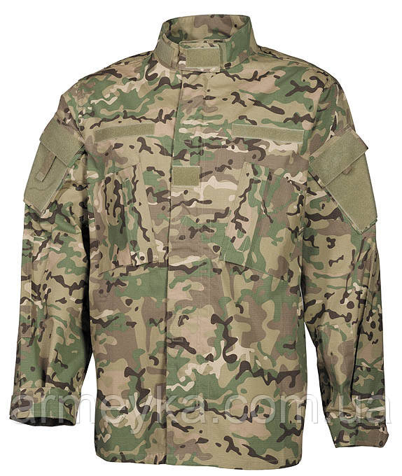 Рубашка (китель)ACU BW rip-stop, мультикам